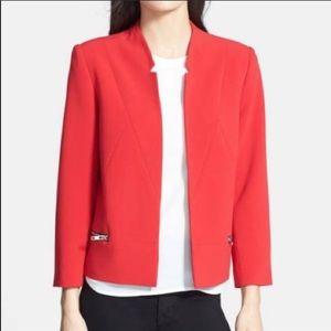 TROUVÉ Red Blazer Jacket size Medium